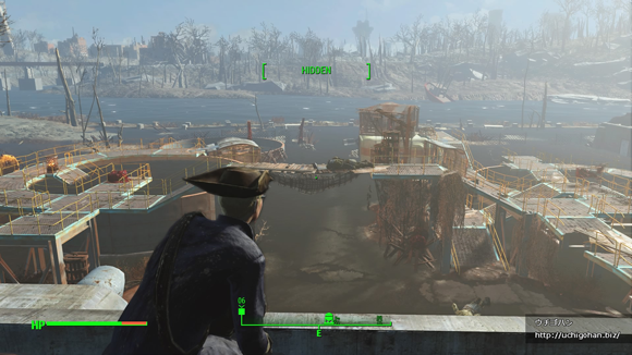 Fallout4 – グレイガーデンTroubled Waters ストロングが尊敬を覚えました。