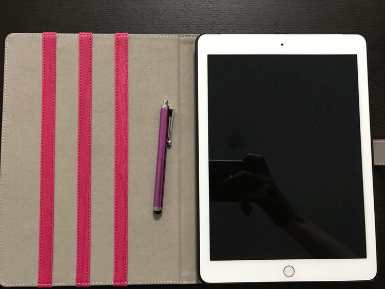iPadカバー